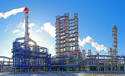 Orsk refinery. Isomerization unit